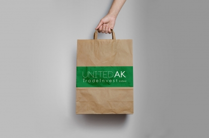 United AK Tradeinvest bag