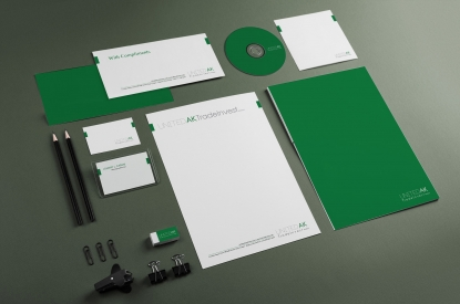 United AK Tradeinvest corporate identity